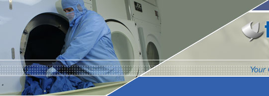 TSB Micron - Cleanroom Laundry Services